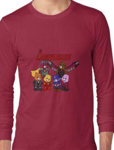 The Carevengers Long Sleeve T-Shirt
