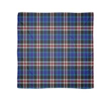 02851 Doña Ana County, New Mexico Tartan  Scarf