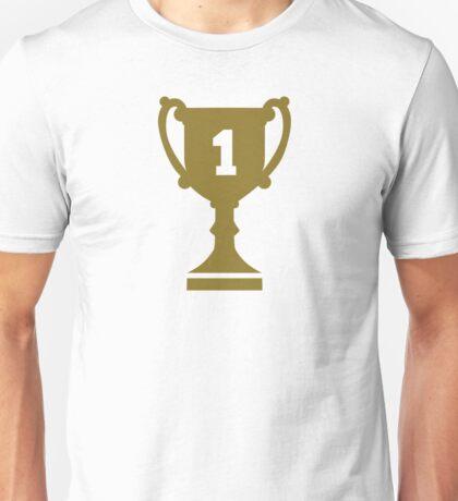 Champion No. 1 Unisex T-Shirt