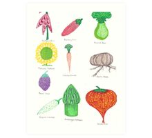Genetically Modified Food 2 Art Print