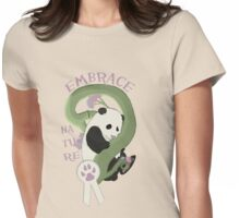 Embrace Nature Womens Fitted T-Shirt