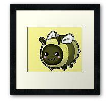 Adorabee Framed Print