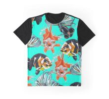 Goldfishes Graphic T-Shirt