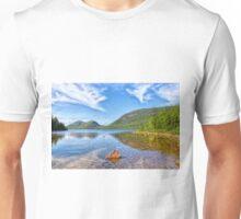 Jordan Pond and the Bubbles Unisex T-Shirt