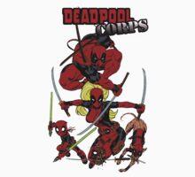 Deadpool Corps by JCSully
