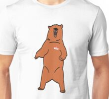 Angry Bear Unisex T-Shirt