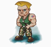 Guile One Piece - Short Sleeve