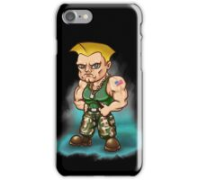 Guile iPhone Case/Skin