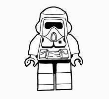 Star Wars Lego Scout Trooper Fan Art Design Unisex T-Shirt