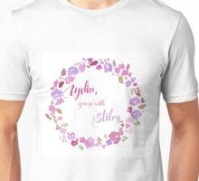 """""""Lydia, you go with Stiles"""" - Stydia 3x11 Unisex T-Shirt"""