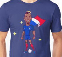 Pogba (SuperEuros) Unisex T-Shirt