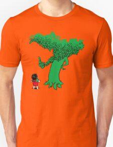 Codependent No More Tree T-Shirt
