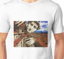 Curious David Unisex T-Shirt