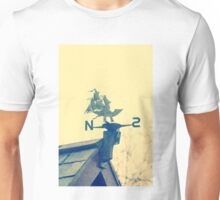 North south Unisex T-Shirt