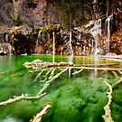 Hanging Lake by Josh Dayton