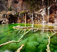 Hanging Lake by Josh Dayton
