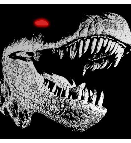 Cyborg T-rex Sticker