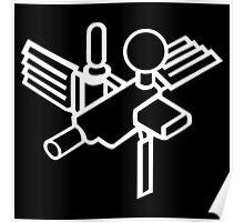 Elite Dangerous - Outpost Poster