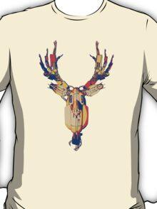 CYBORG DEER T-Shirt