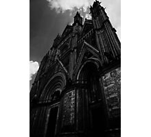 Gothic Church Photographic Print