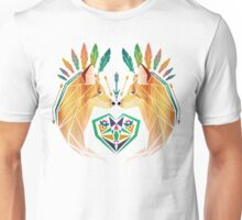 foxes love Unisex T-Shirt