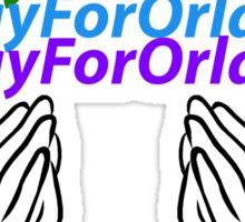#PrayForOrlando Sticker