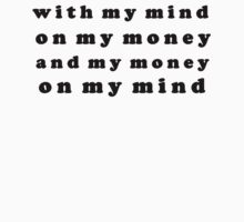 Money On My Mind by Crystal Friedman