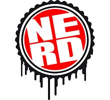 Nerd Stamp Logo by Style-O-Mat