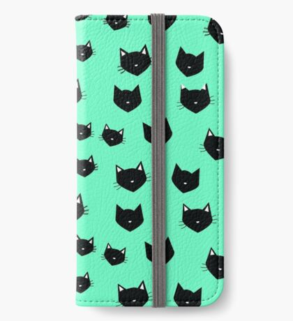 Meow! iPhone Wallet/Case/Skin