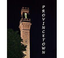 Provincetown, Massachusetts Photographic Print