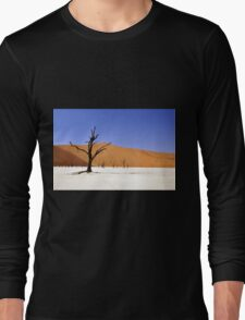 Desert Lanscape Long Sleeve T-Shirt
