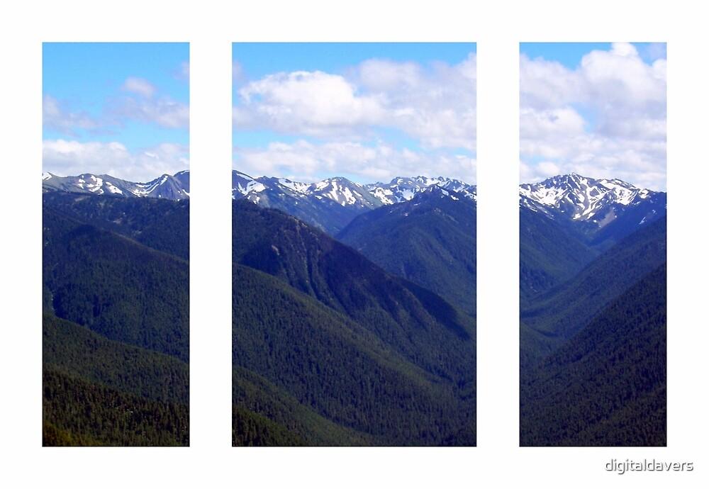 Olympic Panels by digitaldavers