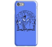 Ghosts Black iPhone Case/Skin