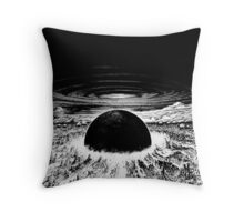 Akira - Explosion Throw Pillow
