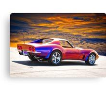 C3 Corvette Stingray I Canvas Print