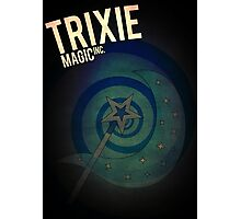 Trixie Magic INC. Photographic Print