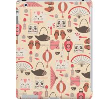 Japan Elements iPad Case/Skin