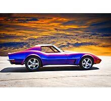 C3 Corvette Stingray II Photographic Print