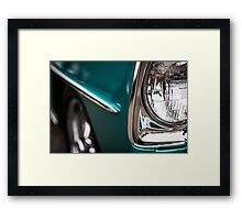 Cars by DanWilliamsPhoto Framed Print