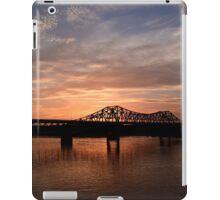 Sunset Bridge iPad Case/Skin