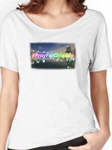 Pray For Orlando Women's Relaxed Fit T-Shirt