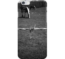 The phophet man's got a needle in his hand....draws his dreams from your soul..bleeding minds into sand.. so unleash the dogs..I'm aboard the freedom train..I'm Talking About A Revolution iPhone Case/Skin