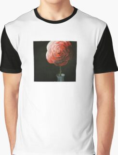 One Rose Graphic T-Shirt