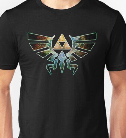 Triforce Space Unisex T-Shirt