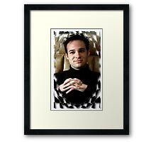 Buffy Jonathan Framed Print