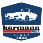 vw karmann ghia by lowgrader