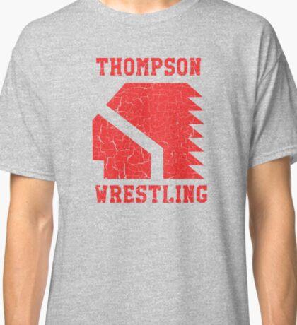 Thompson High School Wrestling (Vision Quest) Classic T-Shirt