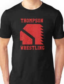 Thompson High School Wrestling (Vision Quest) Unisex T-Shirt