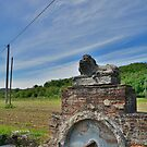 Water Fountain Near Soravilla by jojobob