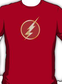 The Flash Logo 2014 Tv Show T-Shirt